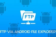 ftp android file maanger