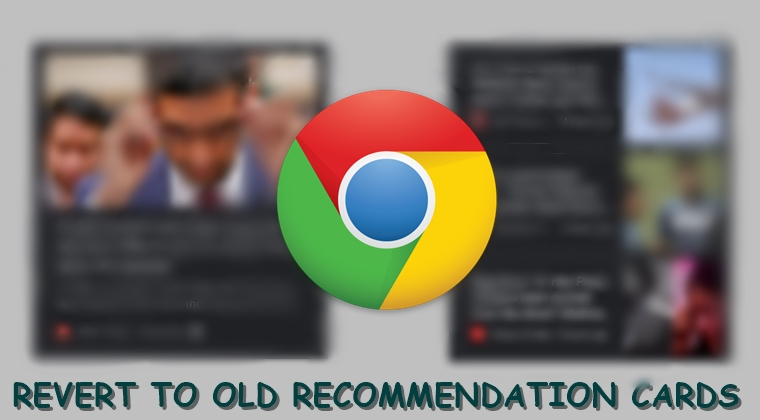 chrome recommended articles