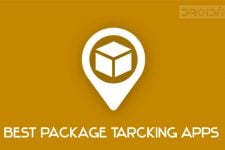 package tracking apps android
