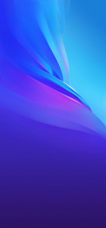 Vivo iQOO Pro purple wallpaper