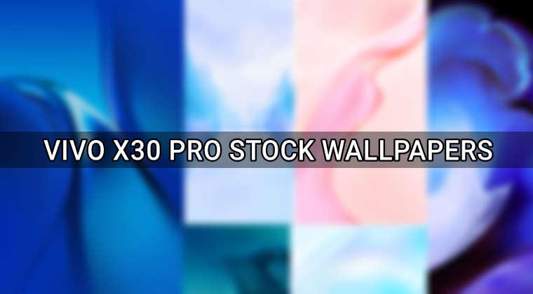 vivo x30 pro stock wallpapers