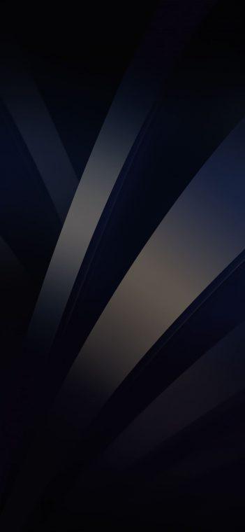 ZTE MiFavor 10 dark lines wallpaper