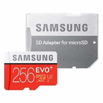 Samsung Evo Plus SD card