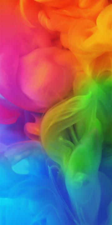 lg q7 colorful wallpaper