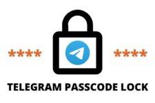 telegram passcode