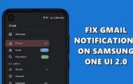 fix gmail samsung