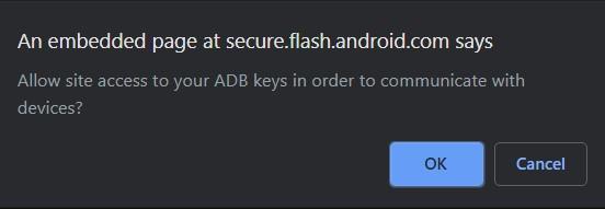 flash tool adb keys