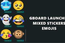 gboard emojis