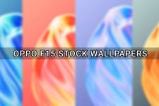 oppo f15 stock wallpapers