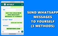 send whatsapp messages