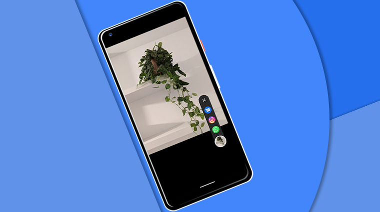 Share Photos Directly From Camera On Your Google Pixel