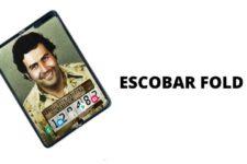 Escobar Fold 2 cover
