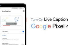 How To Enable Live Caption On Google Pixel 4 (& Other Pixel Phones)