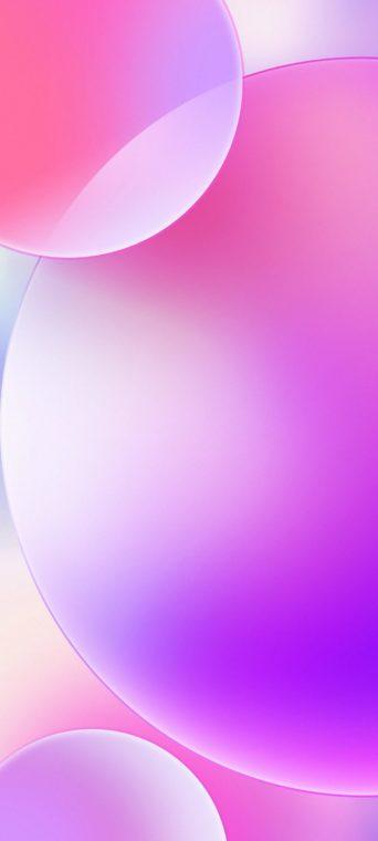 xiaomi poco x2 pink wall