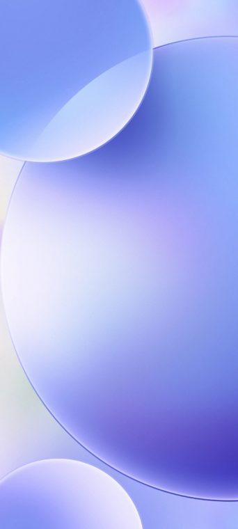 xiaomi poco x2 blue wall
