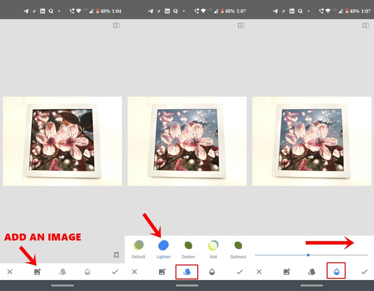 add double exposure