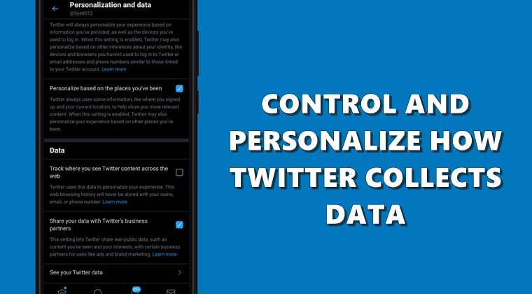 collect data twitter