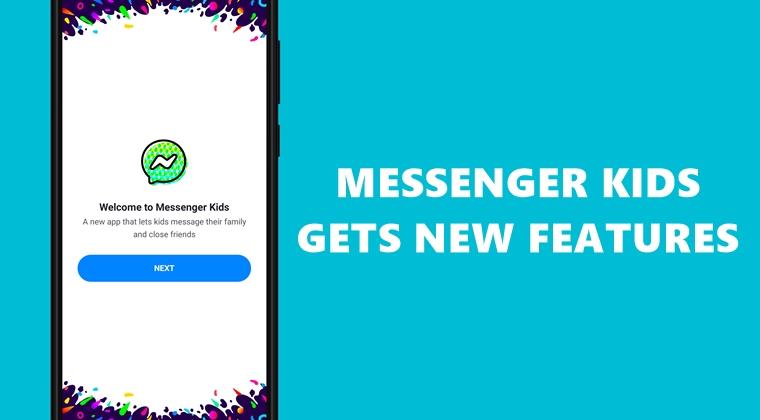 fb messenger kids