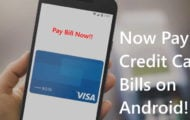 How To Pay Credit Card bill On Android - Easy Method