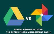 google photos drive