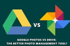 google photos drive