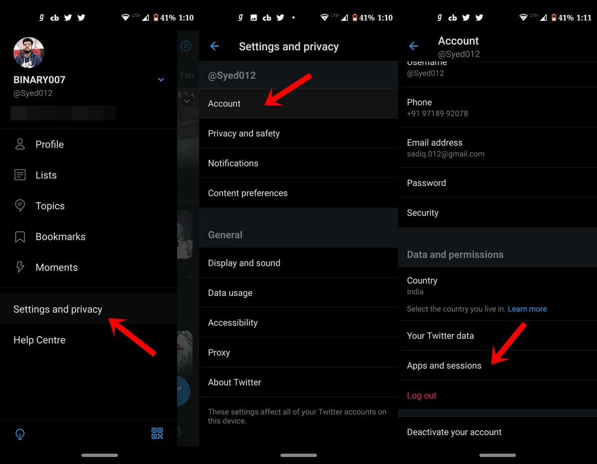 revoke app access