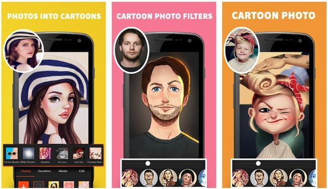 8 Best Cartoonizer Apps For Android Droidviews