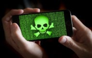 android phone infected with spyware