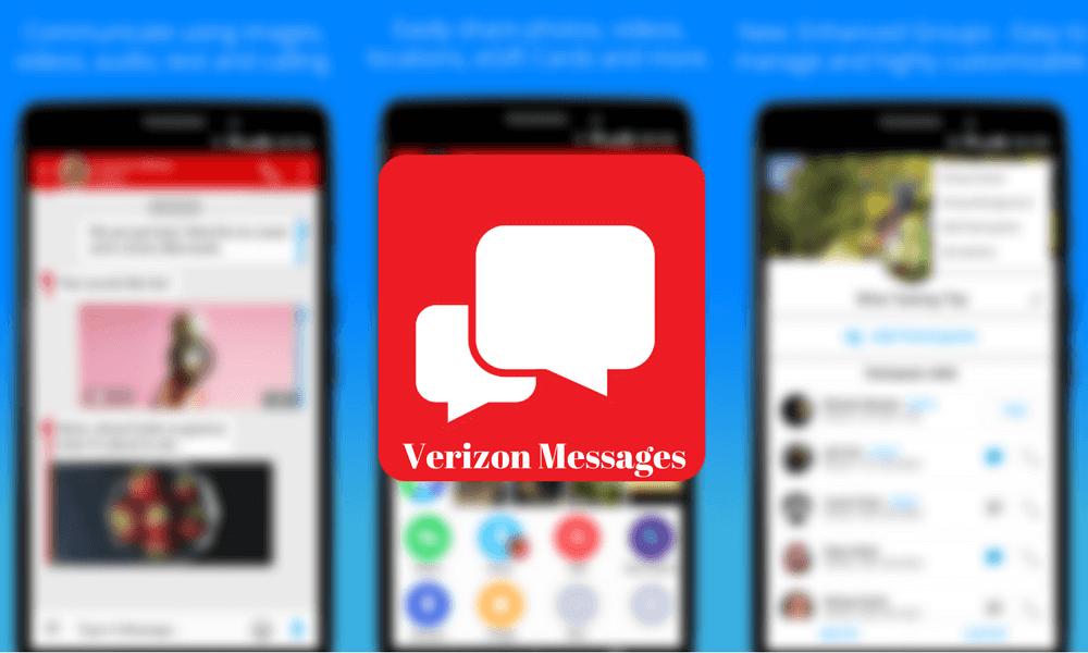Verizon Messages (Message+)