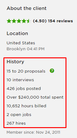 Eric Porat's Profile on Upwork
