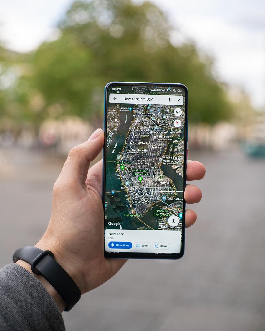 google maps SDK