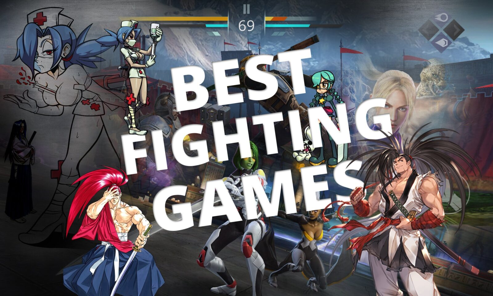 best fighting games for android
