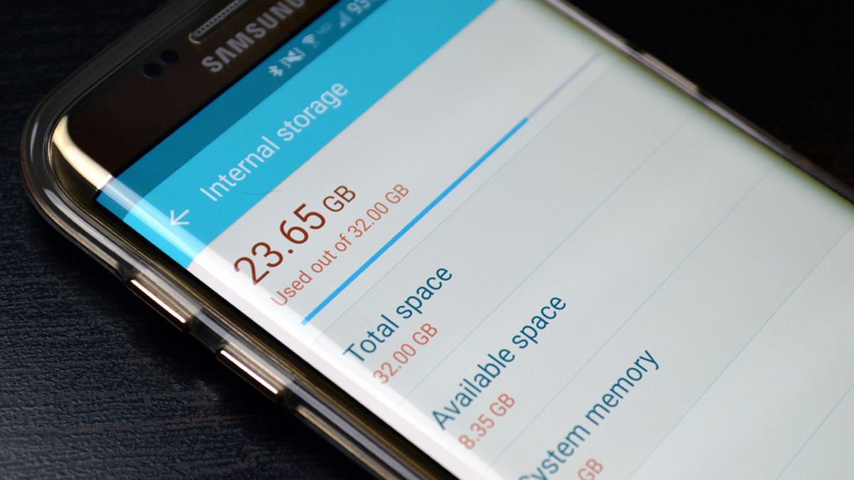 How to Find Out the Storage Capacity of Your Android Phone