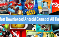 Most Popular Android Games Ever