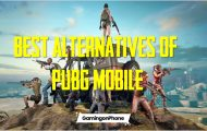 The 5 Best Alternatives to PUBG Mobile