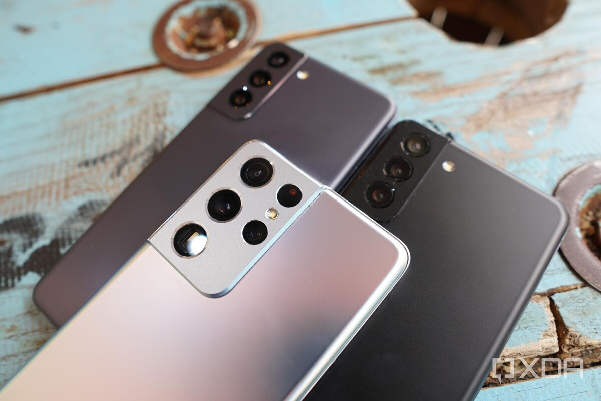 Top 5 Upcoming Android Phones in 2021