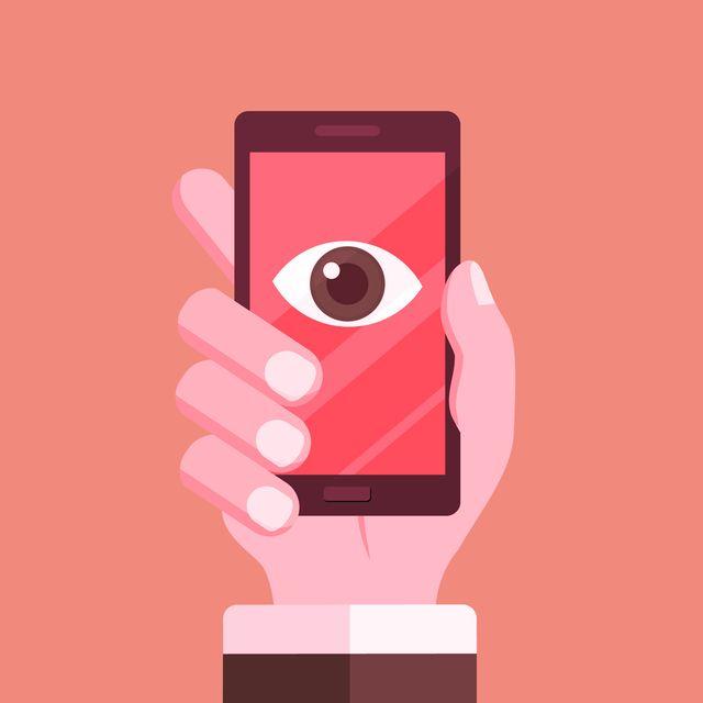 spying on smartphones