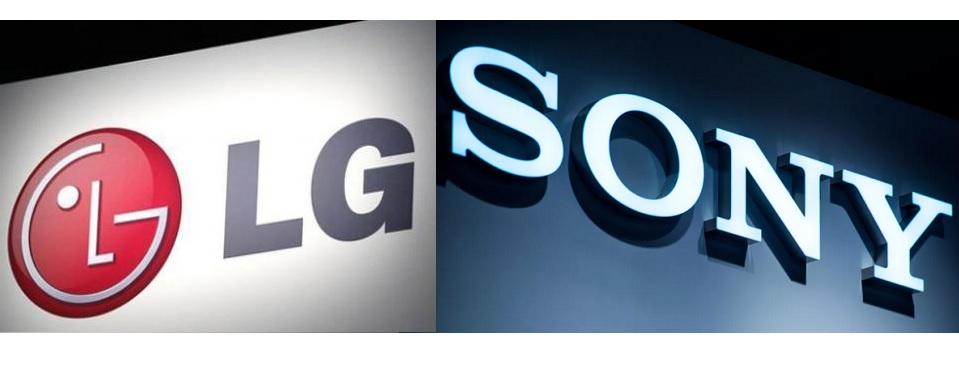 Sony VS LG