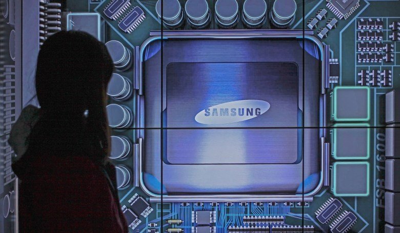 A History Of In-house Manufacturing Samsung Chip