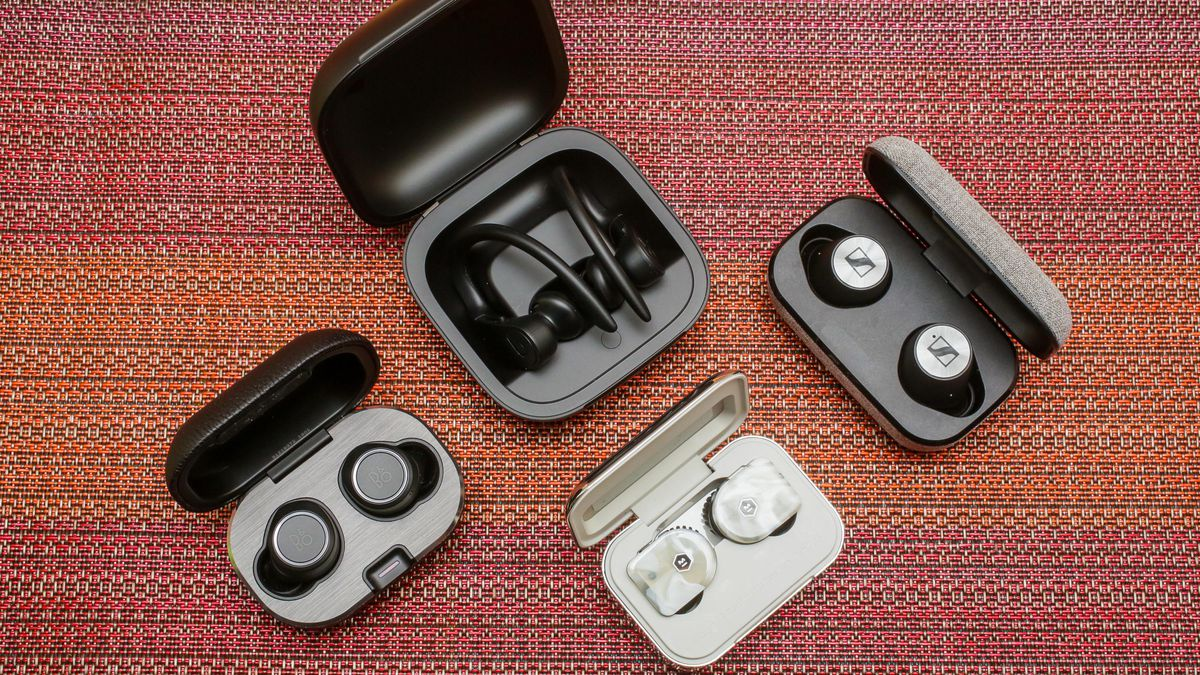 The best true wireless earphones