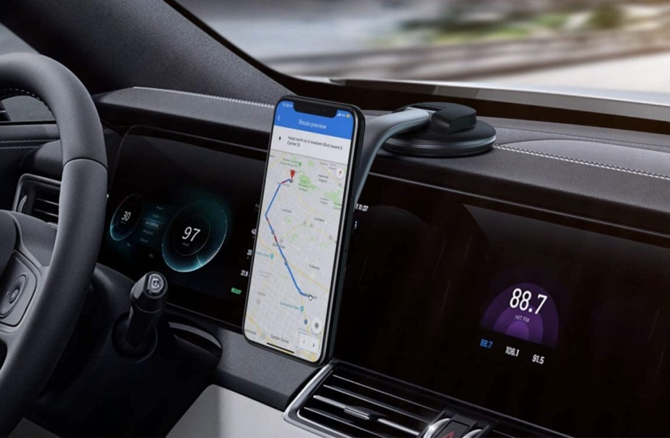 The Best Cell Phone Holders for Your Car