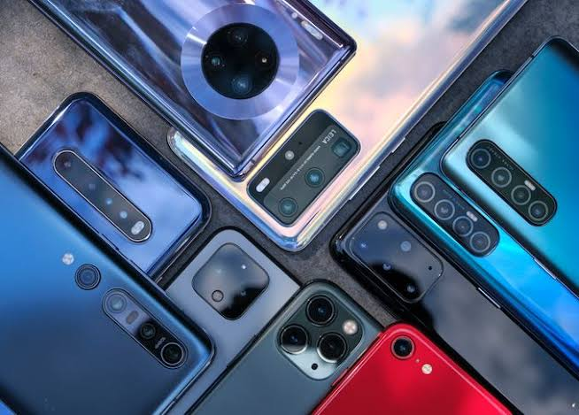 The best camera phones of 2021 in the test