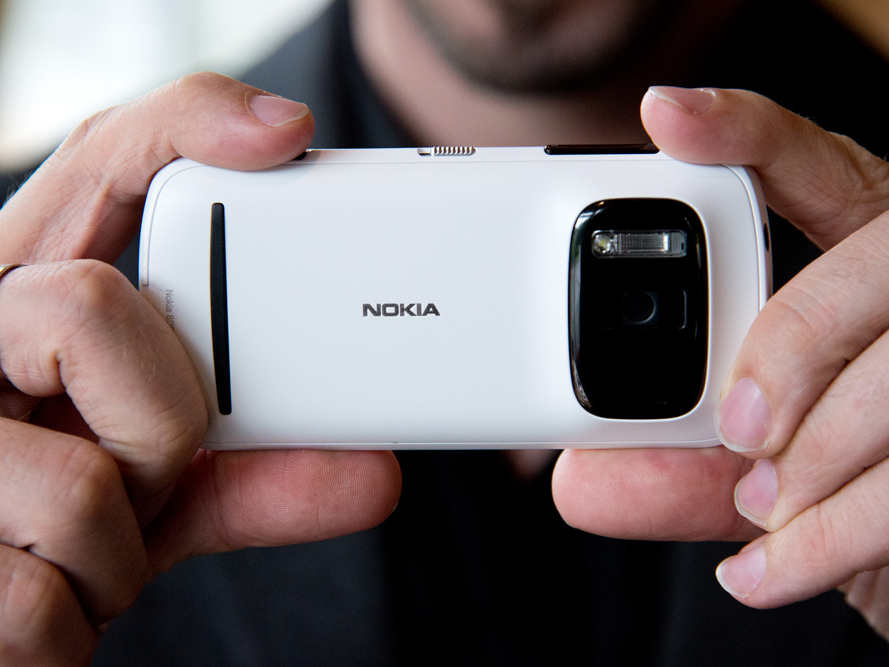 Did you know there is some crazy conspiracy theory about the Nokia-Microsoft deal?