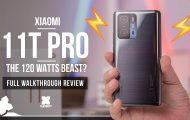 Xiaomi 11T Pro Test
